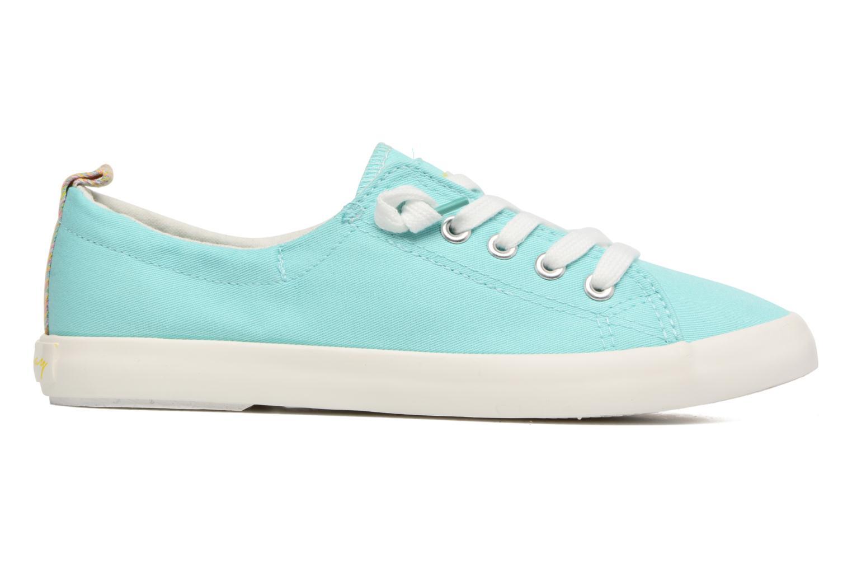 Chaussures à lacets Coolway Tuna Bleu vue derrière