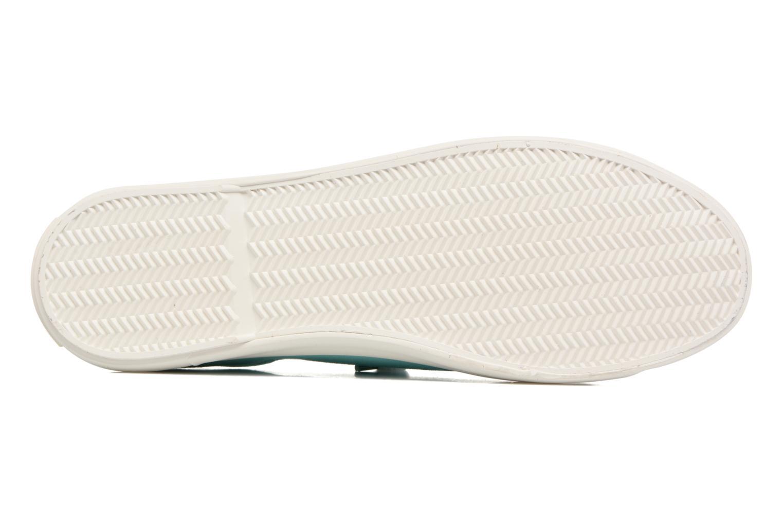 Chaussures à lacets Coolway Tuna Bleu vue haut
