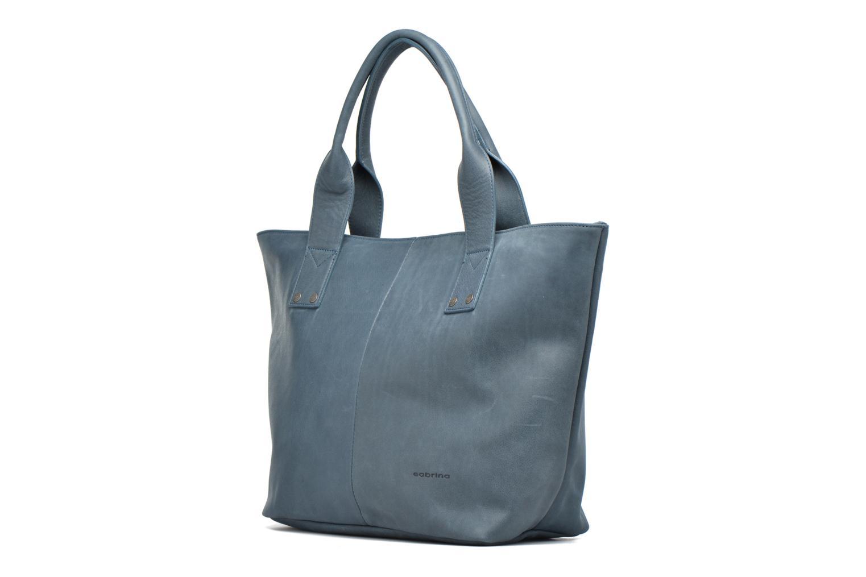 Handtassen Sabrina Marianne Blauw model