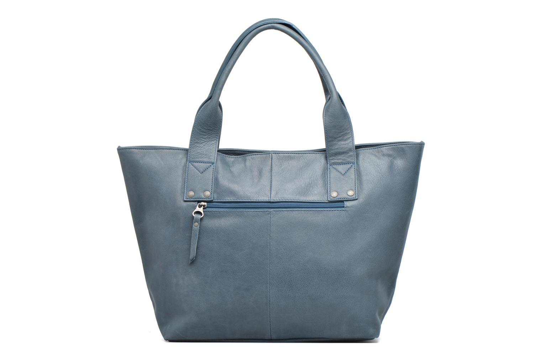 Handtassen Sabrina Marianne Blauw voorkant