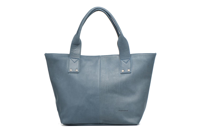 Handtassen Sabrina Marianne Blauw detail