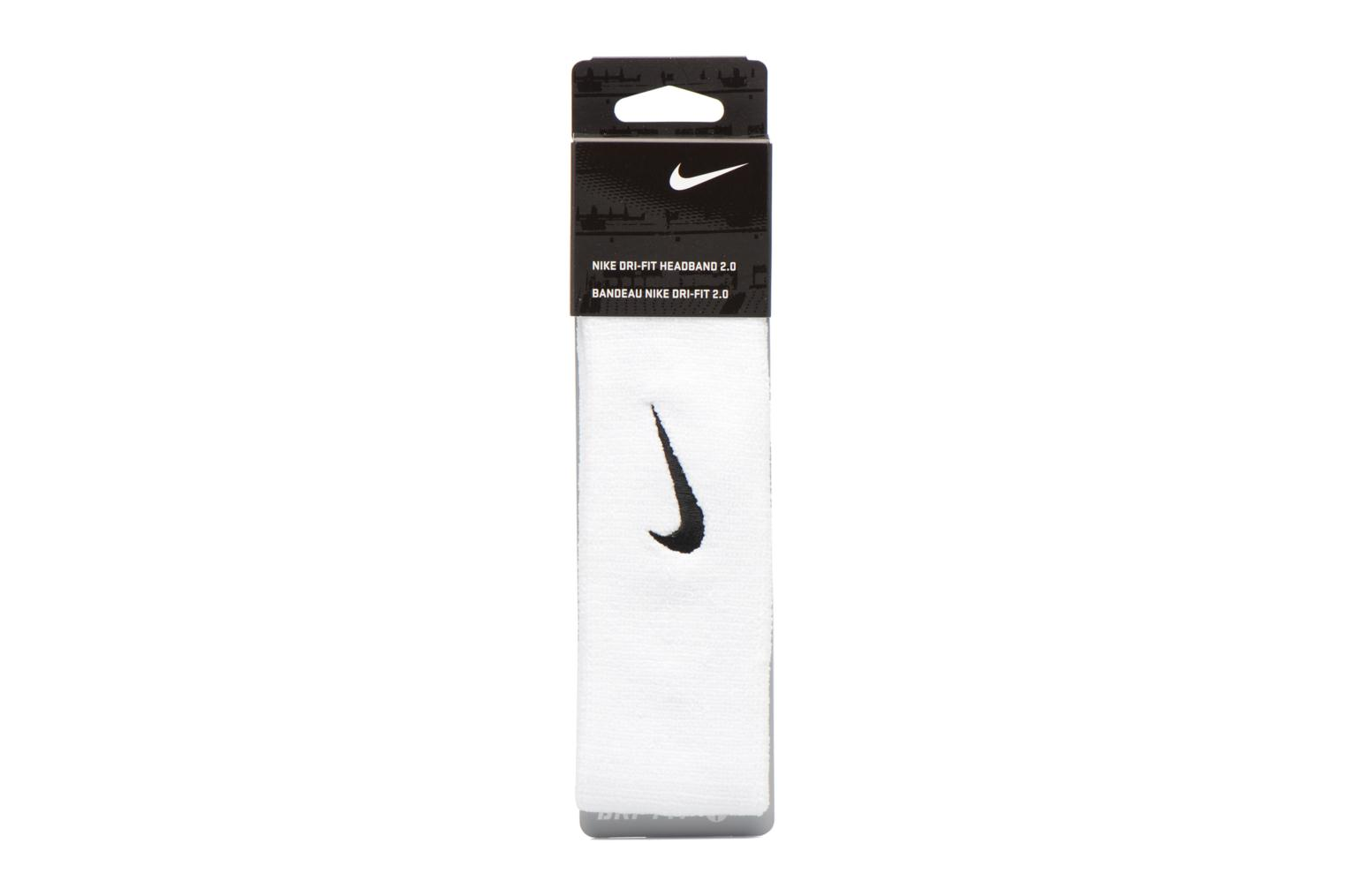 Miscellaneous Nike DRI-FIT HEADBAND 2.0 White model view
