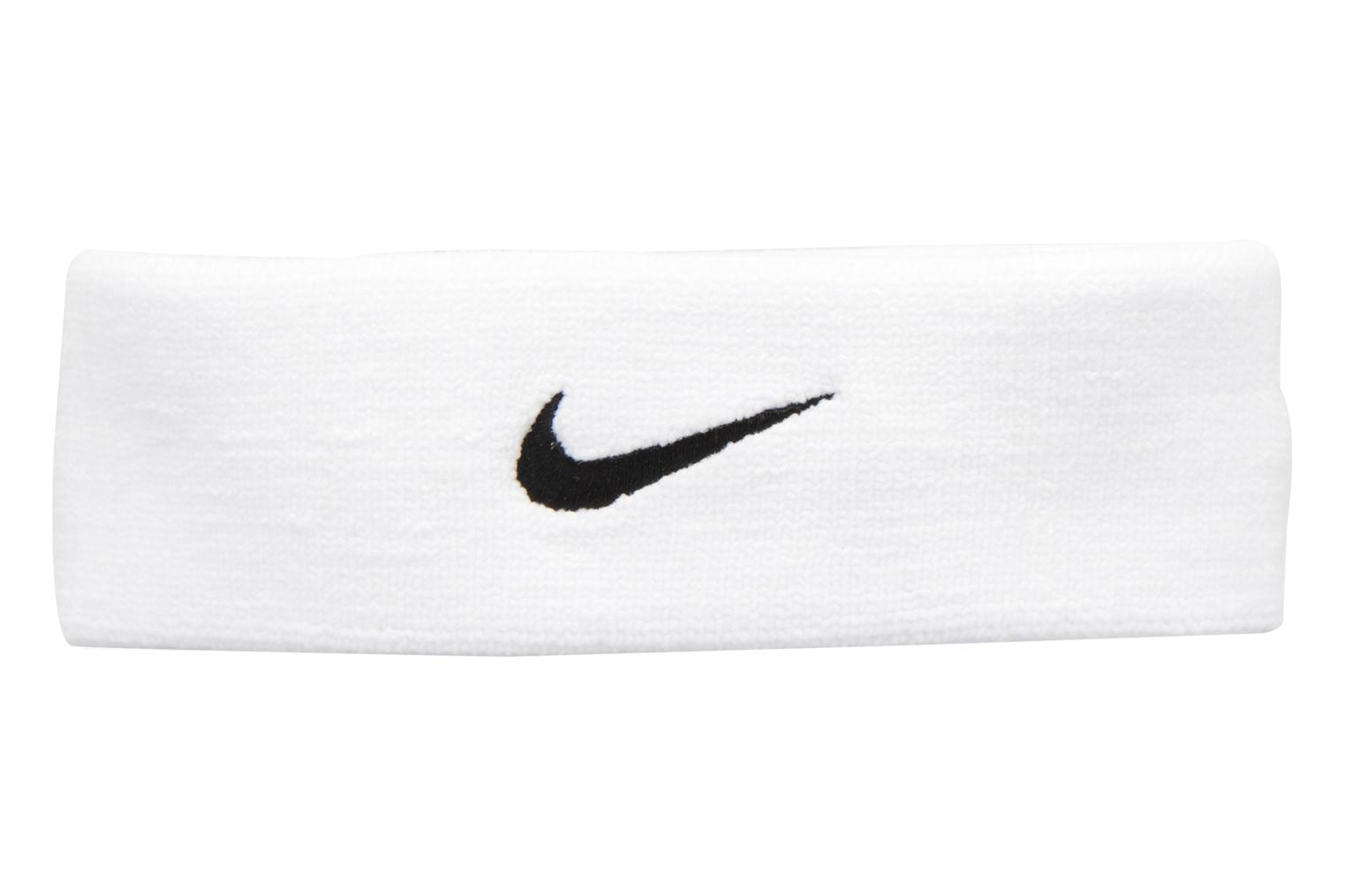 Miscellaneous Nike DRI-FIT HEADBAND 2.0 White detailed view/ Pair view