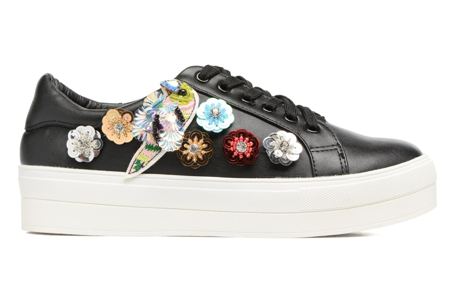 Sneakers Molly Bracken Flower Sneakers Nero immagine posteriore
