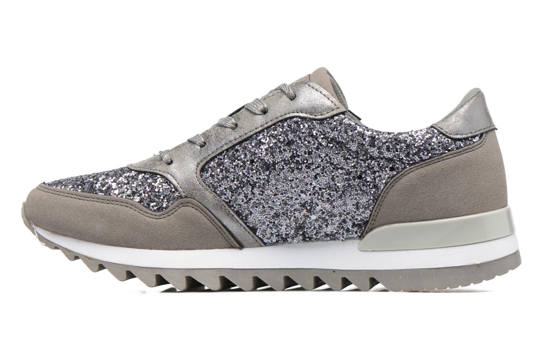Sneakers Star Ladies Silver
