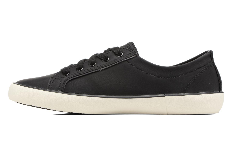 Sneaker Esprit Vera zip lou schwarz ansicht von vorne