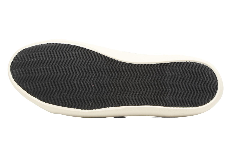 Sneaker Esprit Vera zip lou schwarz ansicht von oben