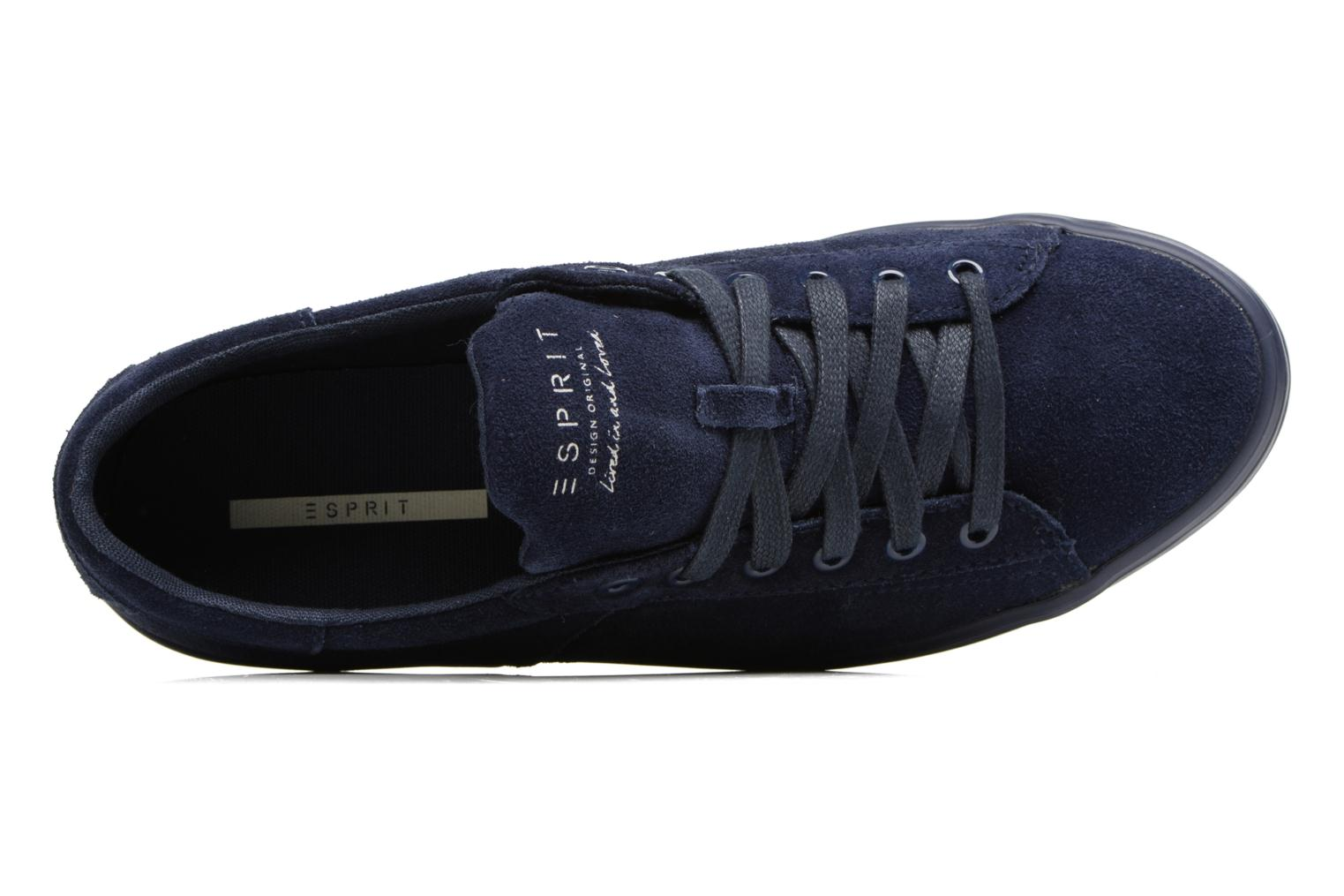 Sita lace up Navy 3