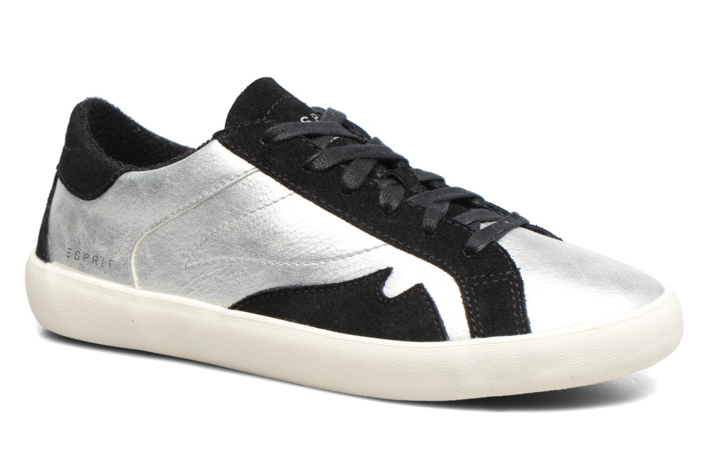Grandes descuentos últimos zapatos Esprit Vera lou (Plateado) - Deportivas Descuento