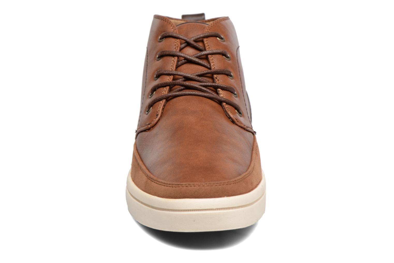 Deportivas I Love Shoes SIGFRIED Marrón vista del modelo
