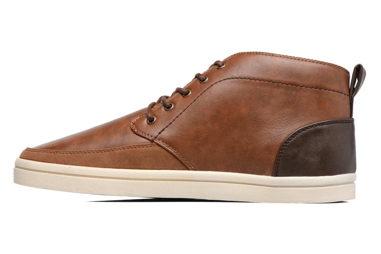 Trainers I Love Shoes SIGFRIED Brown front view
