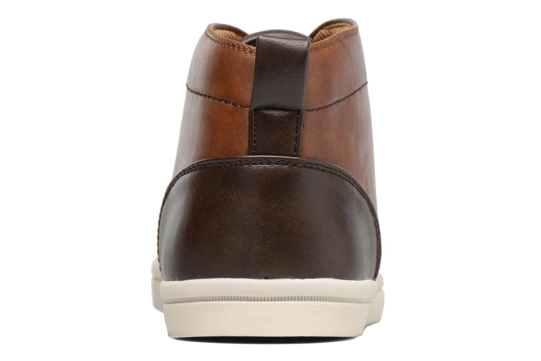 Deportivas I Love Shoes SIGFRIED Marrón vista lateral derecha
