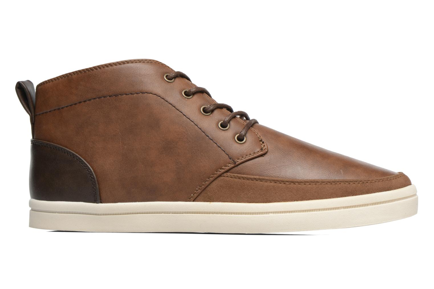 Trainers I Love Shoes SIGFRIED Brown back view