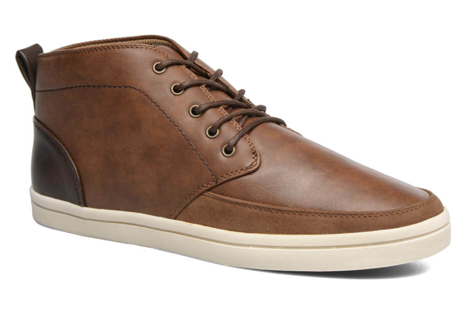 Trainers I Love Shoes SIGFRIED Brown detailed view/ Pair view