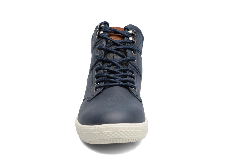 Deportivas I Love Shoes SOANE Azul vista del modelo
