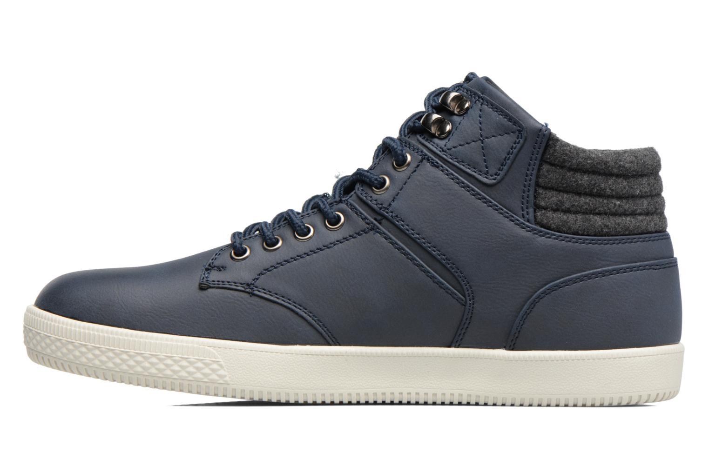 Deportivas I Love Shoes SOANE Azul vista de frente