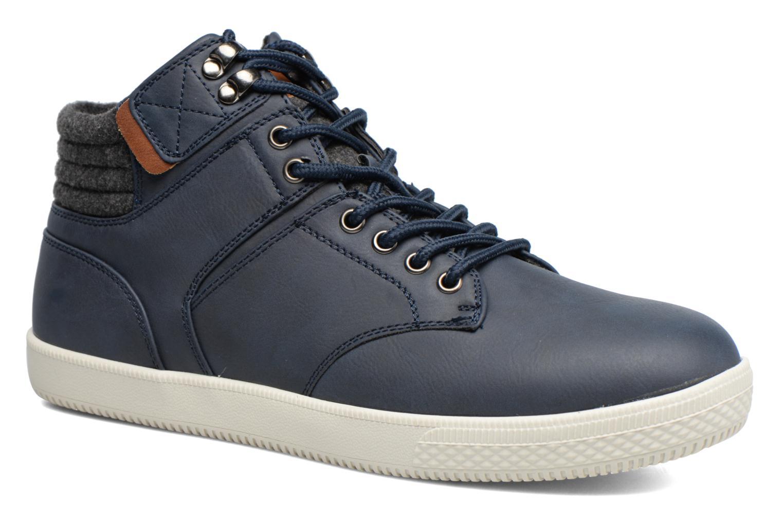 Deportivas I Love Shoes SOANE Azul vista de detalle / par