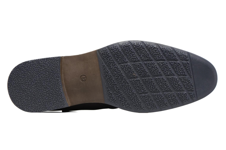 Bottines et boots I Love Shoes SAUL Noir vue haut