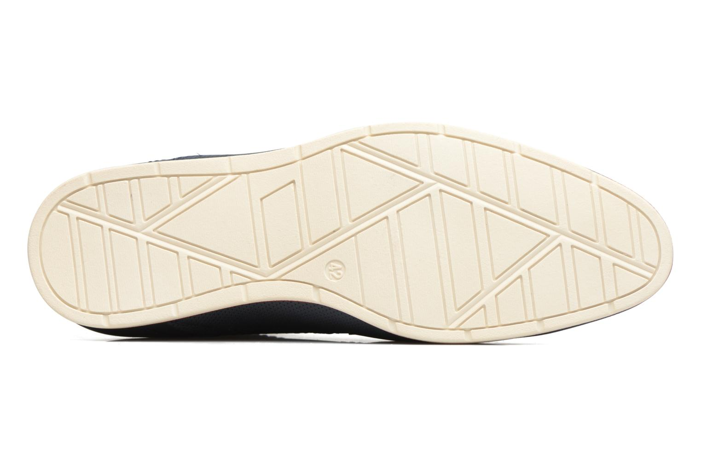 Scarpe con lacci I Love Shoes SIDOINE Azzurro immagine dall'alto