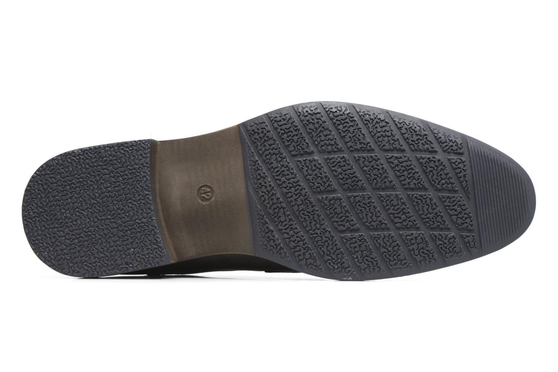 Schnürschuhe I Love Shoes SIGMUND grau ansicht von oben