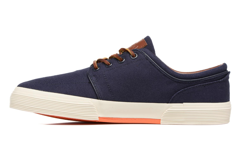 Sneaker Polo Ralph Lauren Faxon Low-Ne blau ansicht von vorne