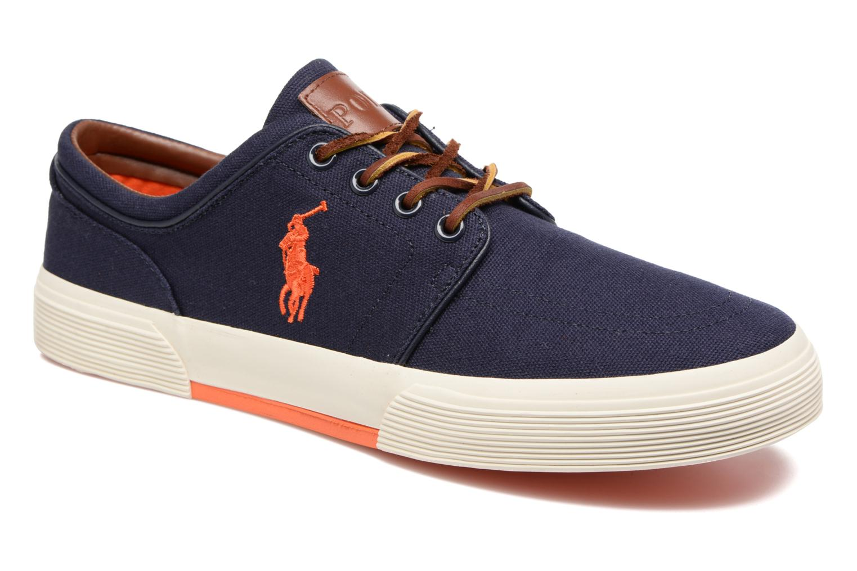 Sneaker Polo Ralph Lauren Faxon Low-Ne blau detaillierte ansicht/modell