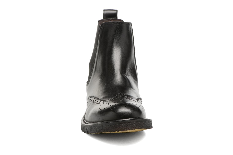 Ankelstøvler Billi Bi Hagen Sort se skoene på