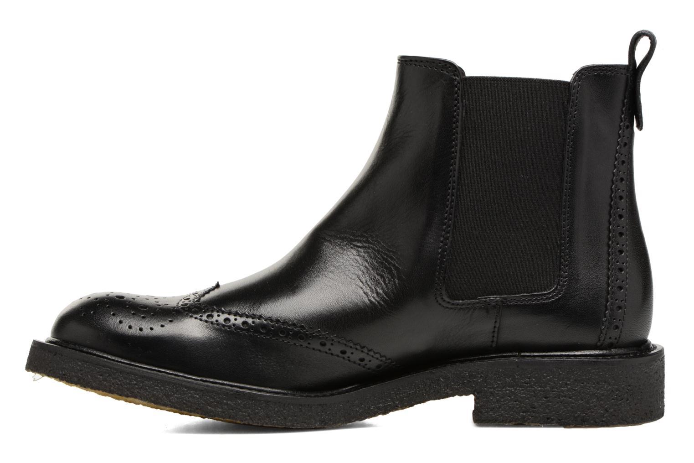Boots en enkellaarsjes Billi Bi Hagen Zwart voorkant