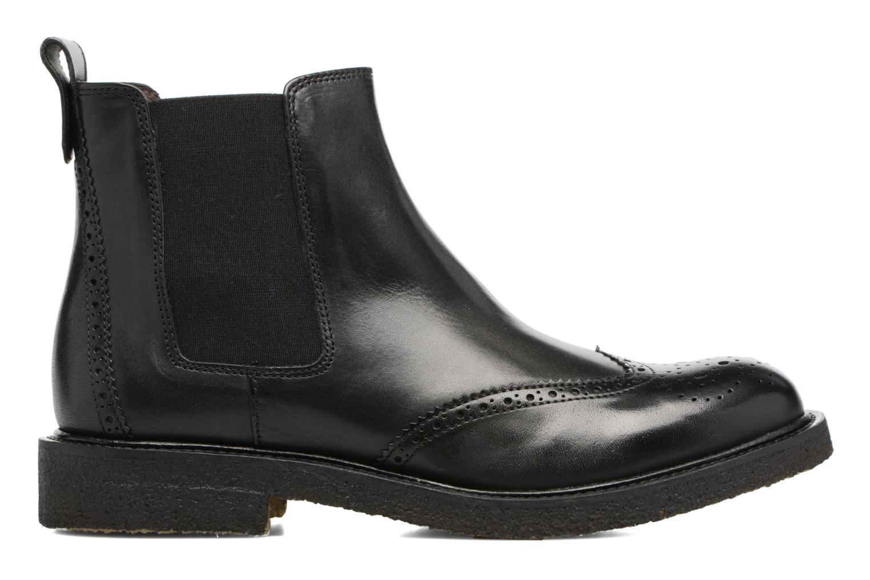 Boots en enkellaarsjes Billi Bi Hagen Zwart achterkant