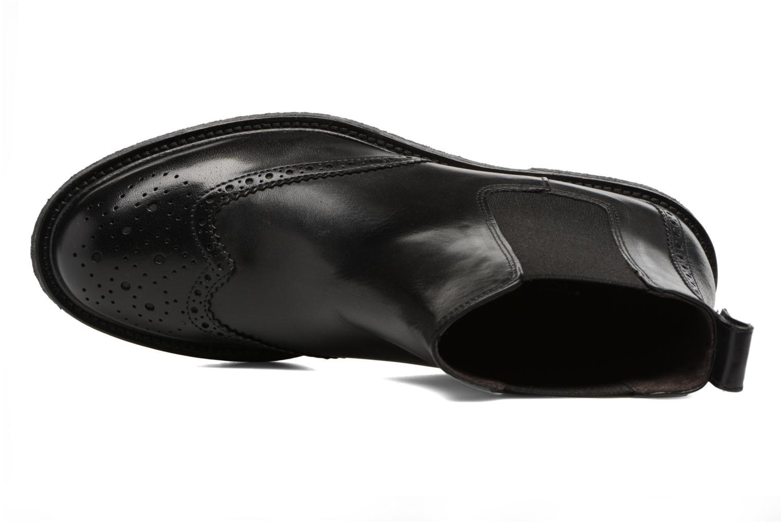Stiefeletten & Boots Billi Bi Hagen schwarz ansicht von links