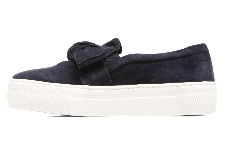 Sneakers Billi Bi Jytte Azzurro immagine frontale
