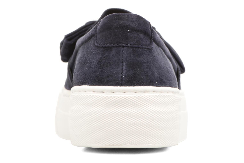 Sneakers Billi Bi Jytte Azzurro immagine destra