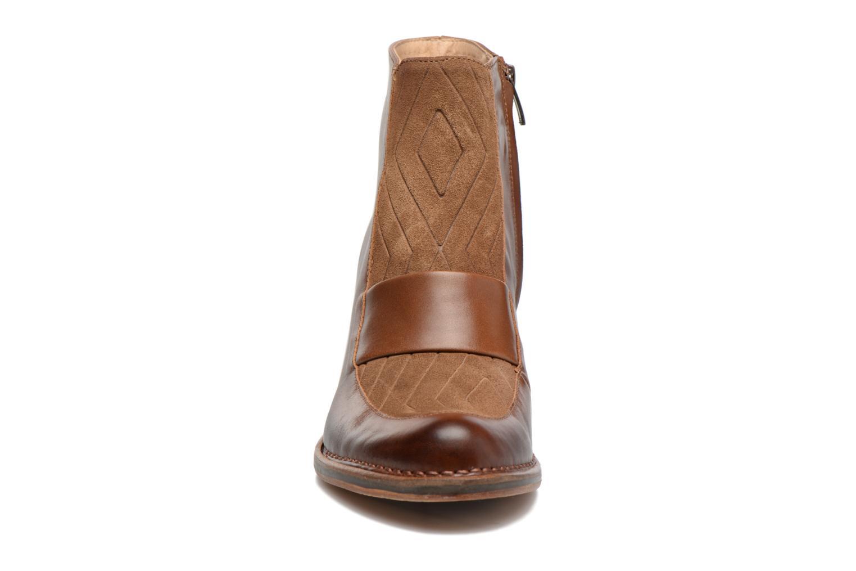 Bottines et boots Neosens ROCOCO S834 Marron vue portées chaussures