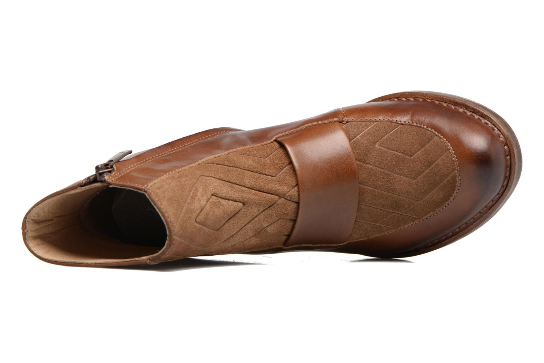 Bottines et boots Neosens ROCOCO S834 Marron vue gauche