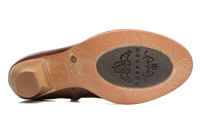 Bottines et boots Neosens ROCOCO S834 Marron vue haut