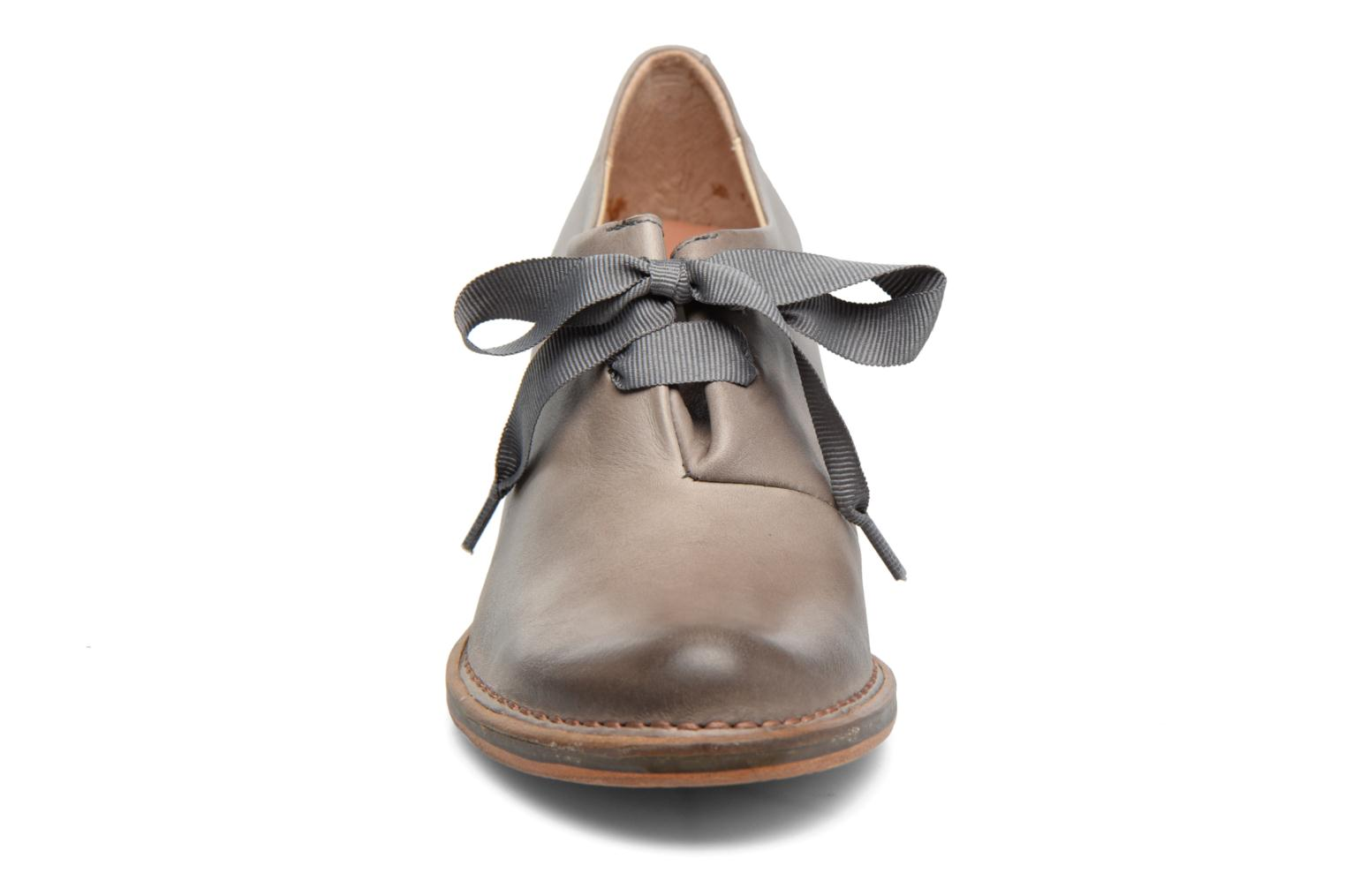 Lace-up shoes Neosens ROCOCO S833 Grey model view