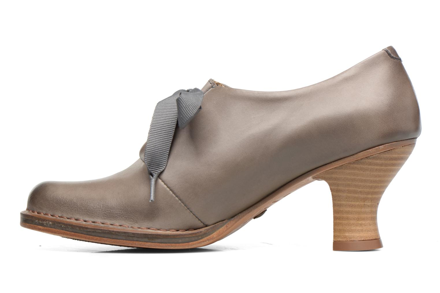 Lace-up shoes Neosens ROCOCO S833 Grey front view