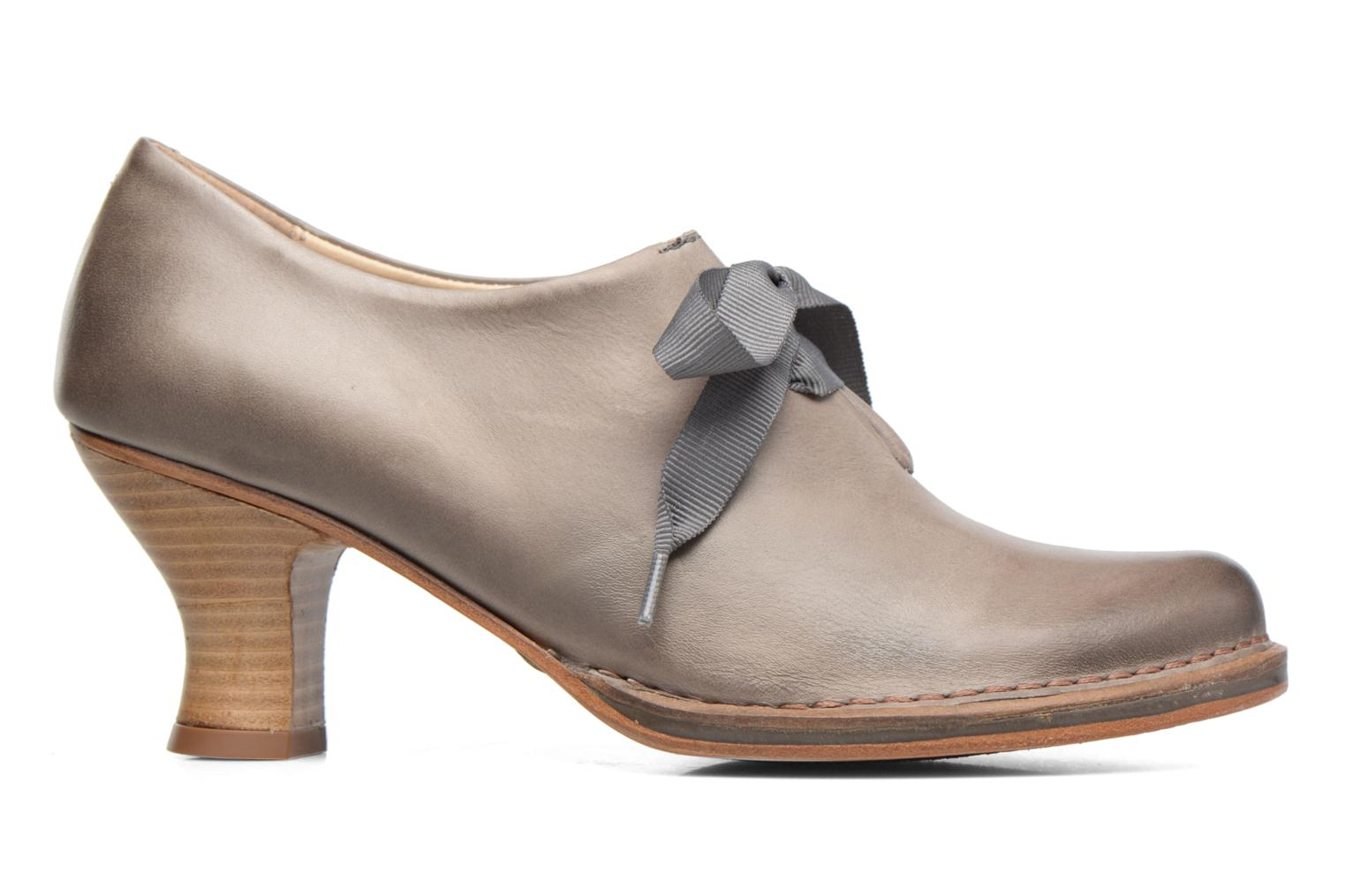 Lace-up shoes Neosens ROCOCO S833 Grey back view