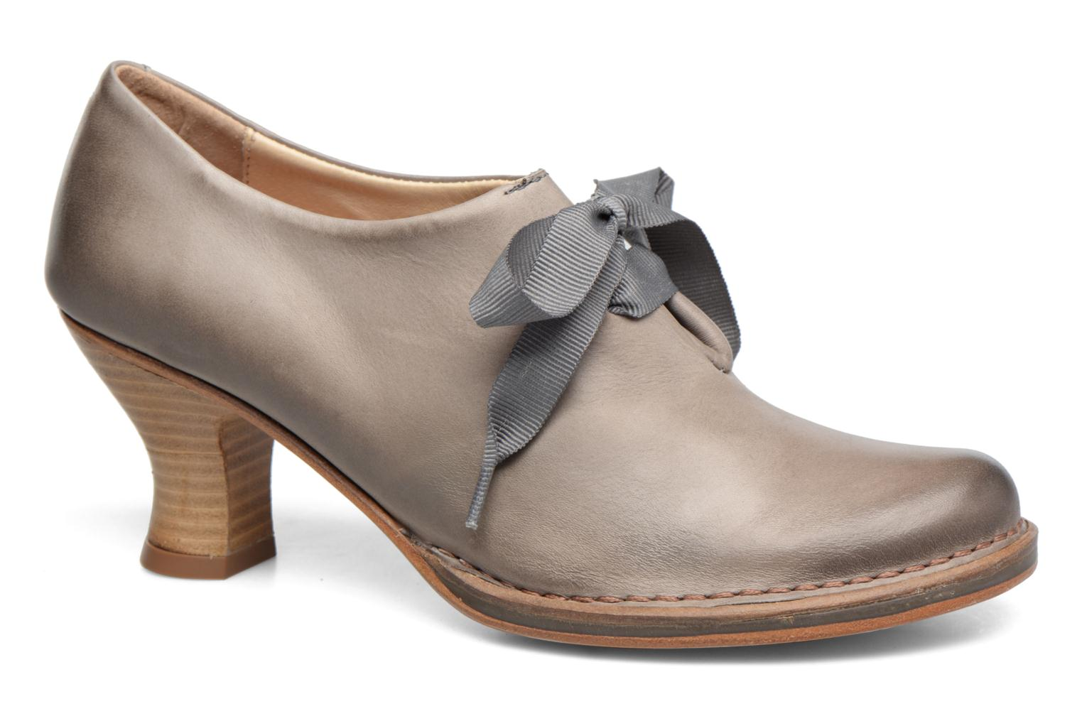 Lace-up shoes Neosens ROCOCO S833 Grey detailed view/ Pair view