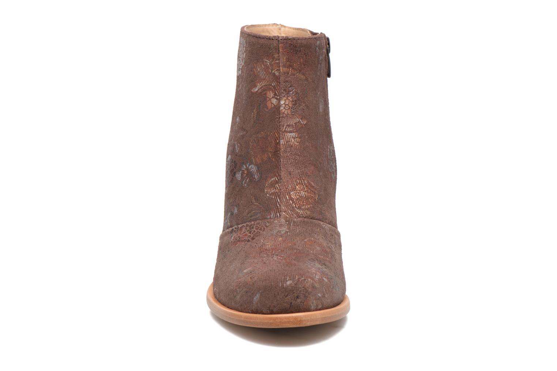 Stiefeletten & Boots Neosens BEBA S932 braun schuhe getragen