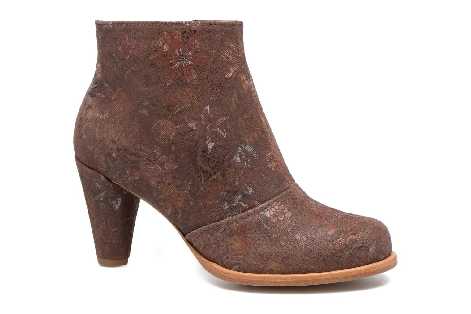 Ankle boots Neosens BEBA S932 Brown detailed view/ Pair view
