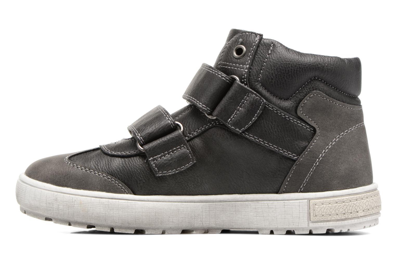 Sneaker I Love Shoes BENJI grau ansicht von vorne