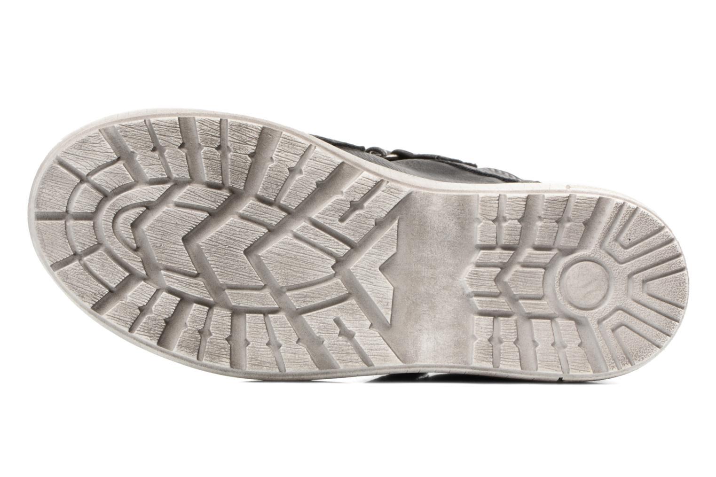 Sneaker I Love Shoes BENJI grau ansicht von oben