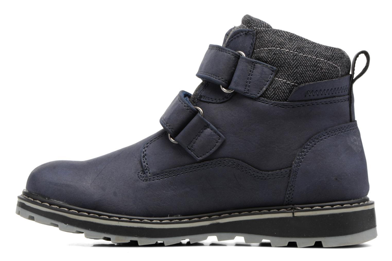 Stivaletti e tronchetti I Love Shoes GALLON Azzurro immagine frontale
