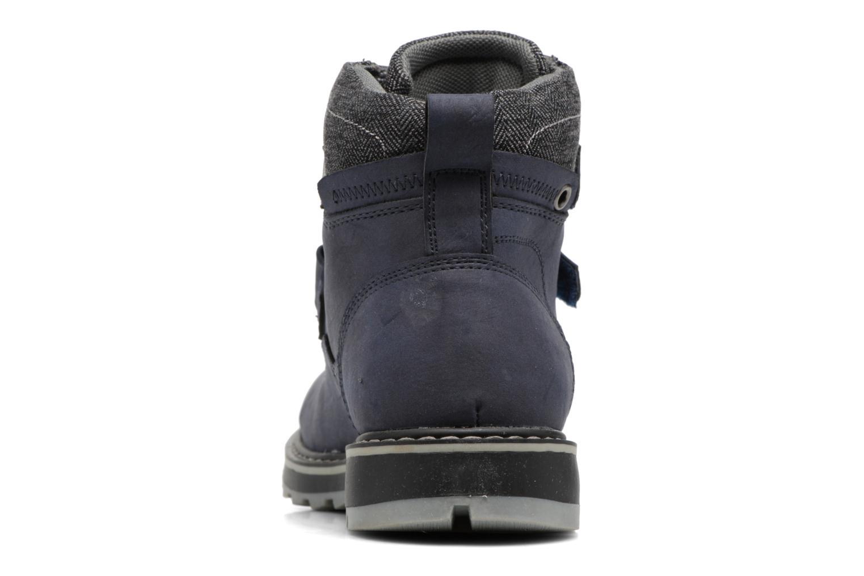 Stivaletti e tronchetti I Love Shoes GALLON Azzurro immagine destra