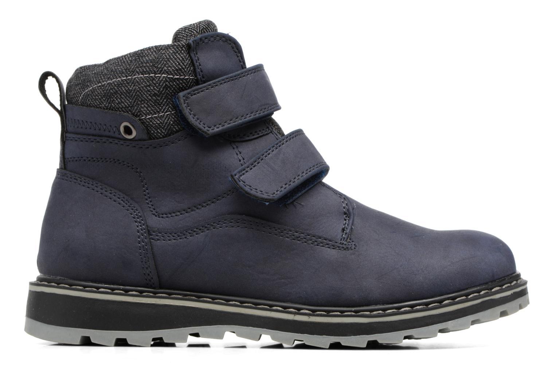 Boots en enkellaarsjes I Love Shoes GALLON Blauw achterkant