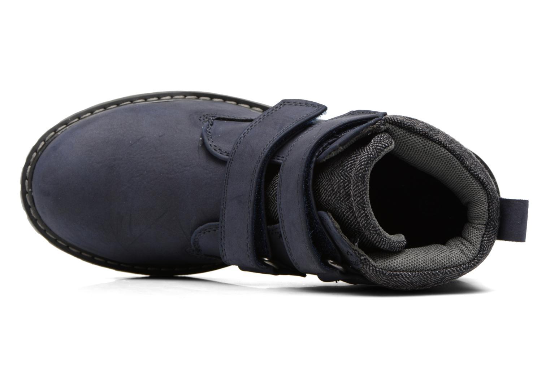 Stivaletti e tronchetti I Love Shoes GALLON Azzurro immagine sinistra