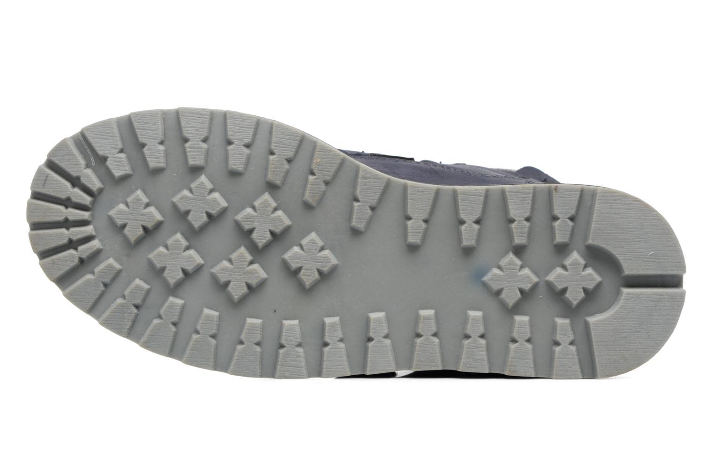 Stivaletti e tronchetti I Love Shoes GALLON Azzurro immagine dall'alto