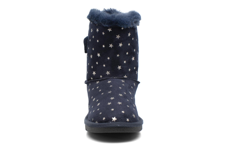 Stivali I Love Shoes FRANN Azzurro modello indossato