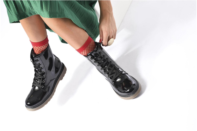 Bottines et boots I Love Shoes FAPOT Noir vue bas / vue portée sac